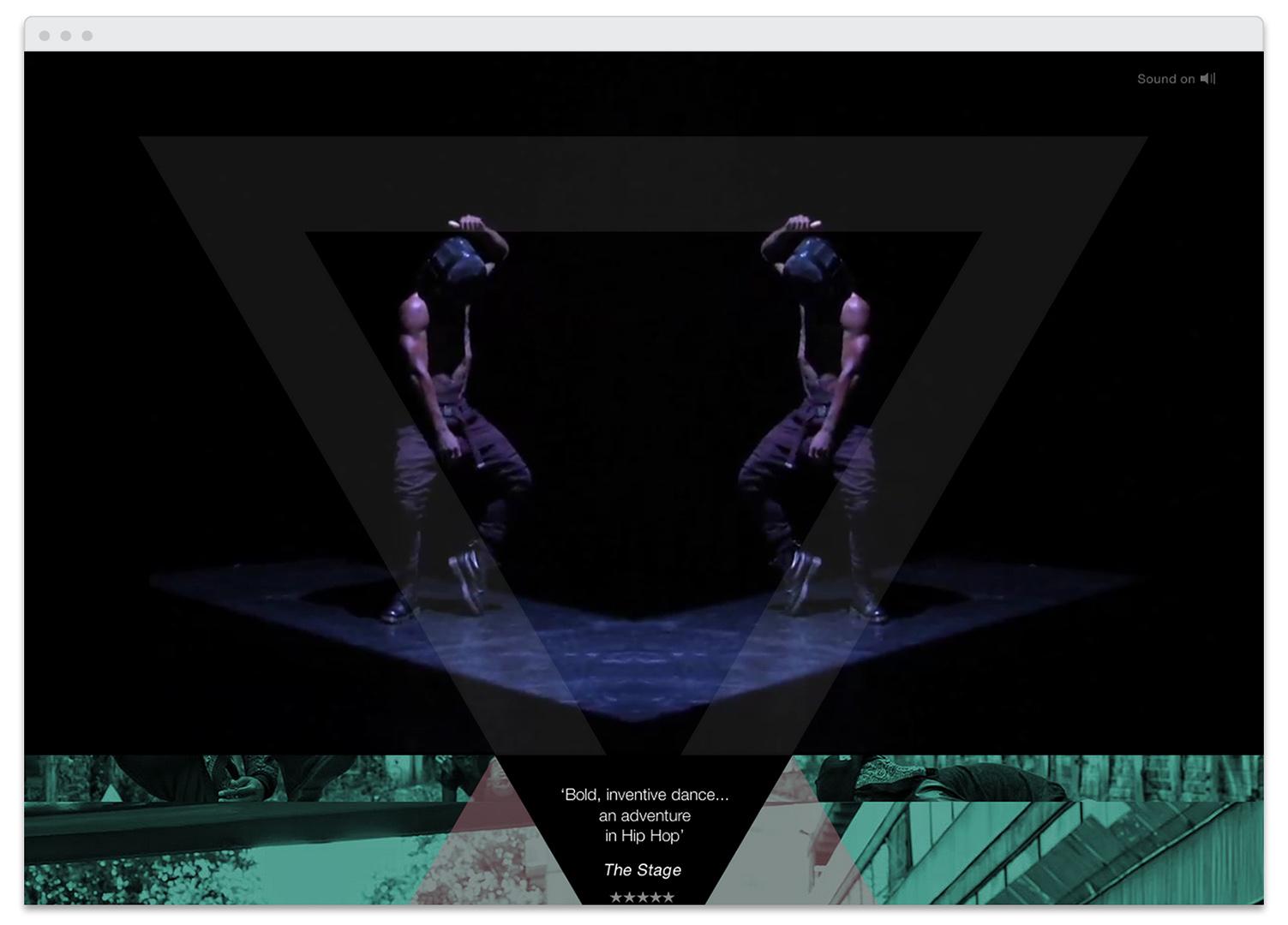AvantGardeDance-Browser