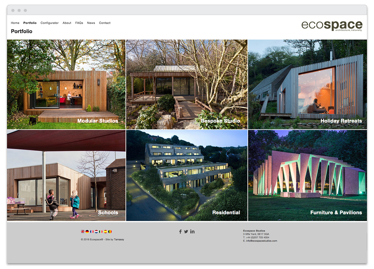 Ecospace-Browser-portfolio