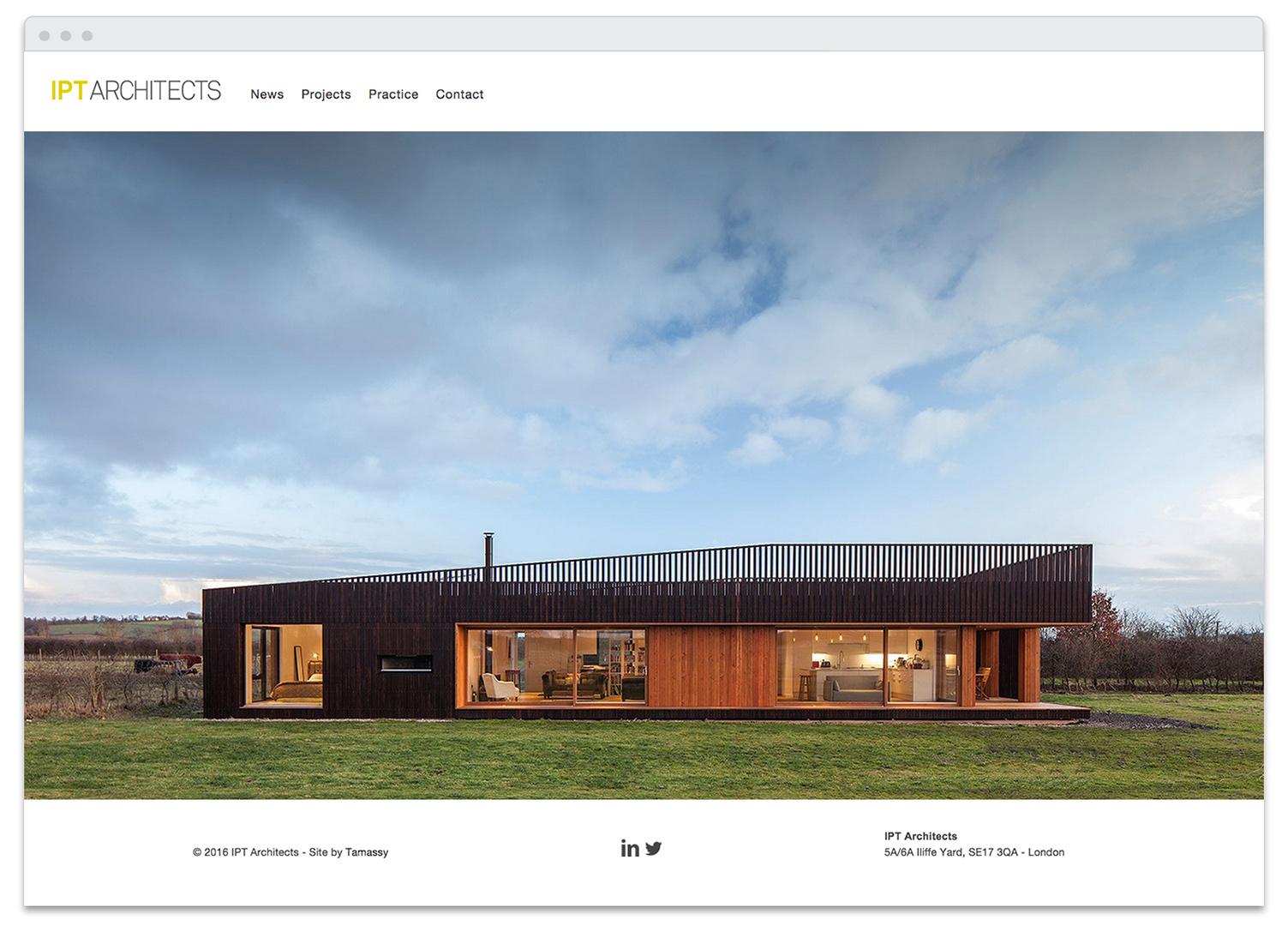 IPTArchitect-home