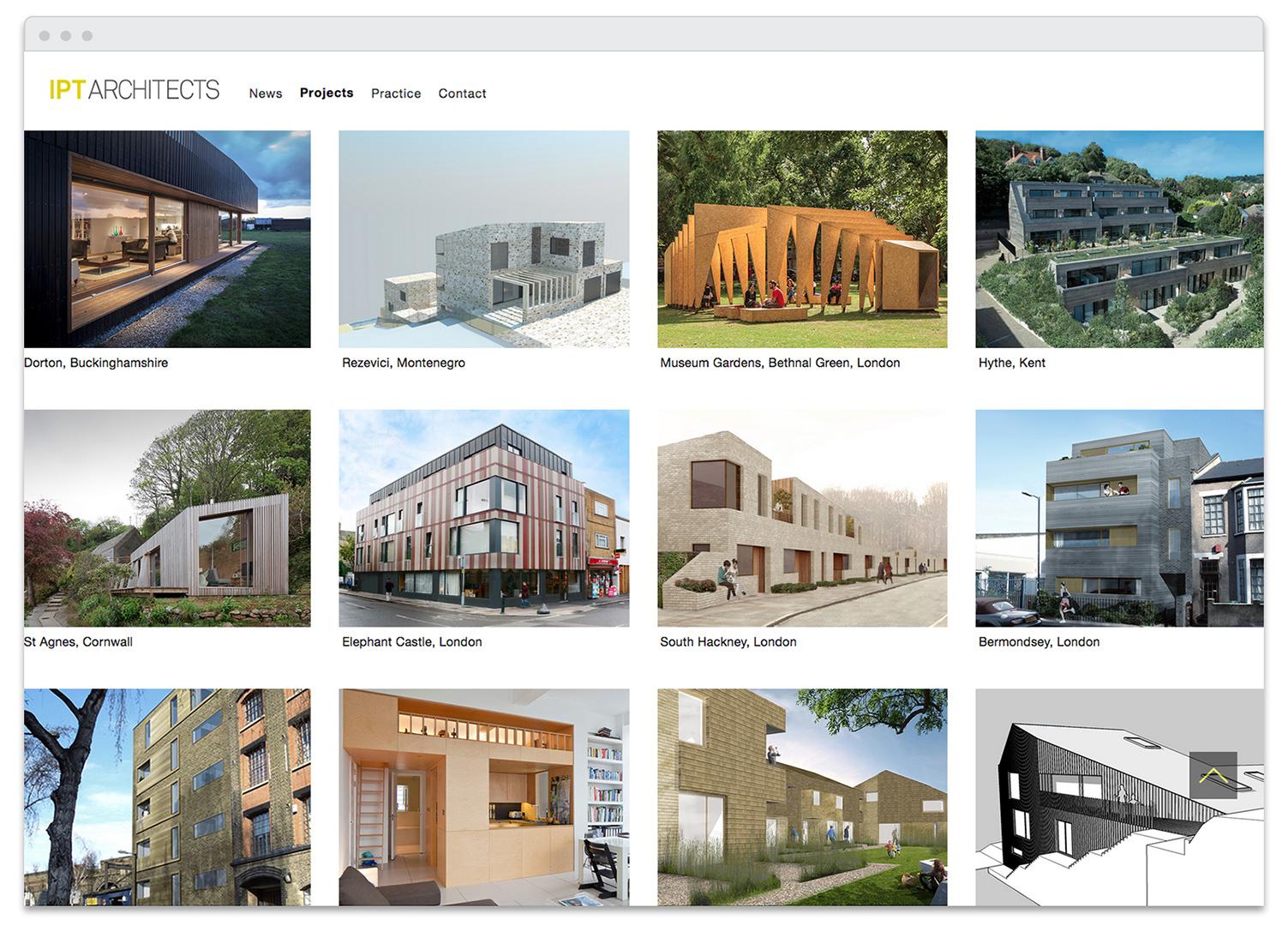 IPTArchitect-projects