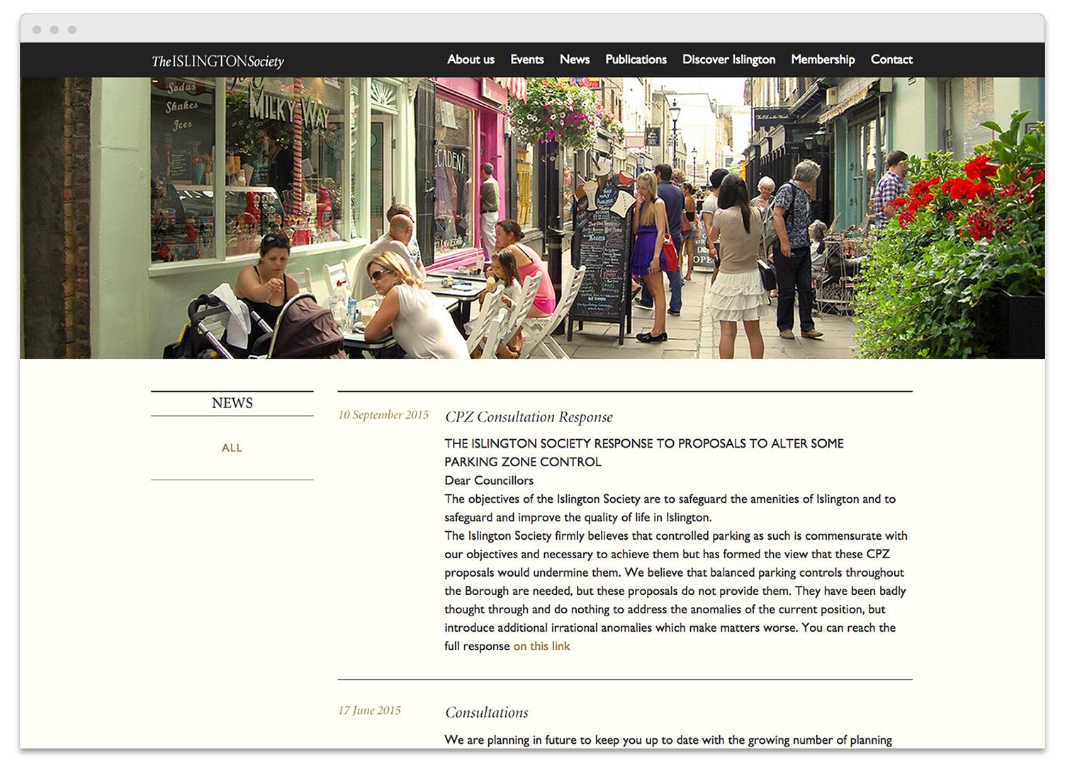IslingtonSociety-Browser-news