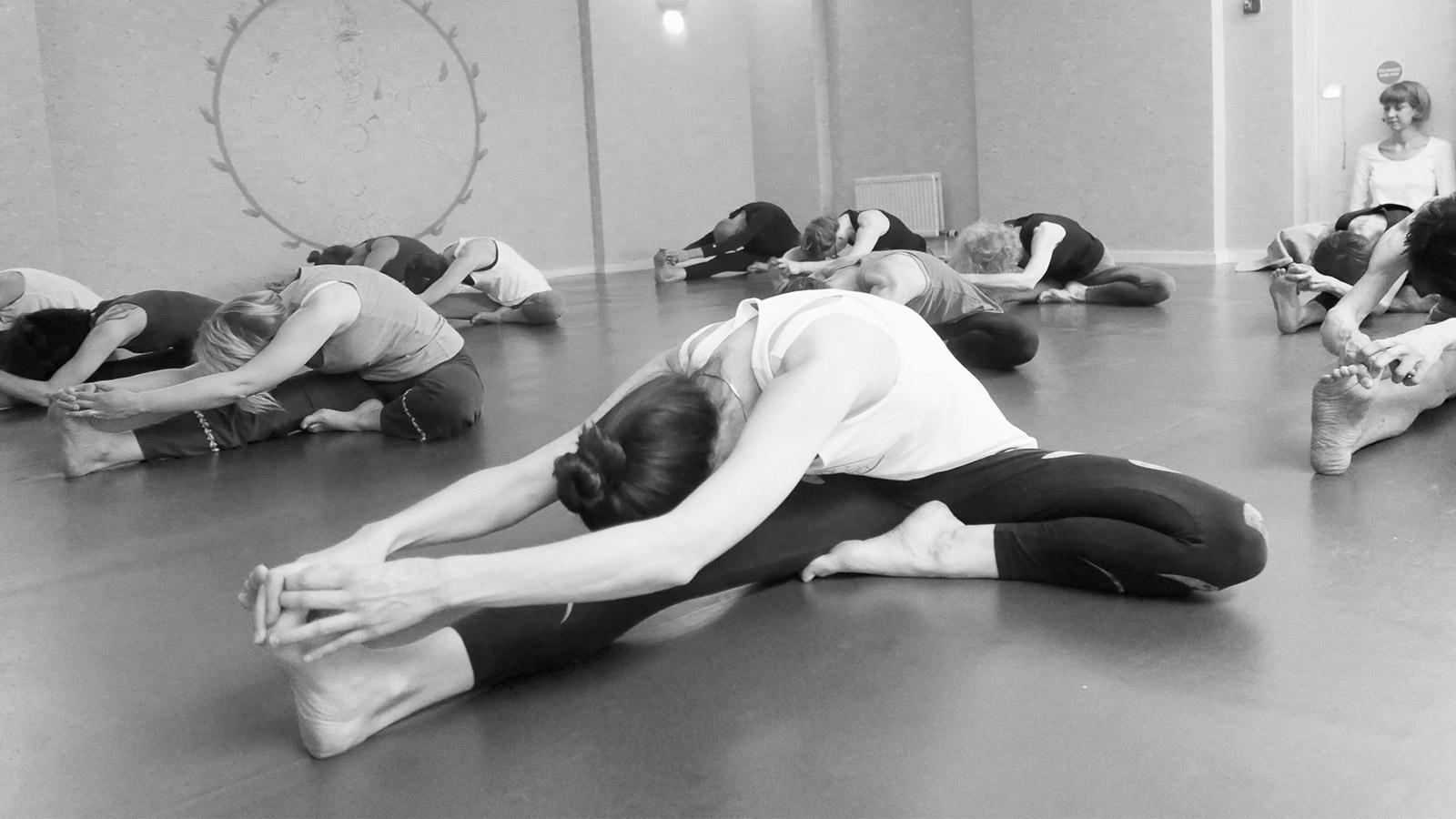 » Islington YogaTamassy