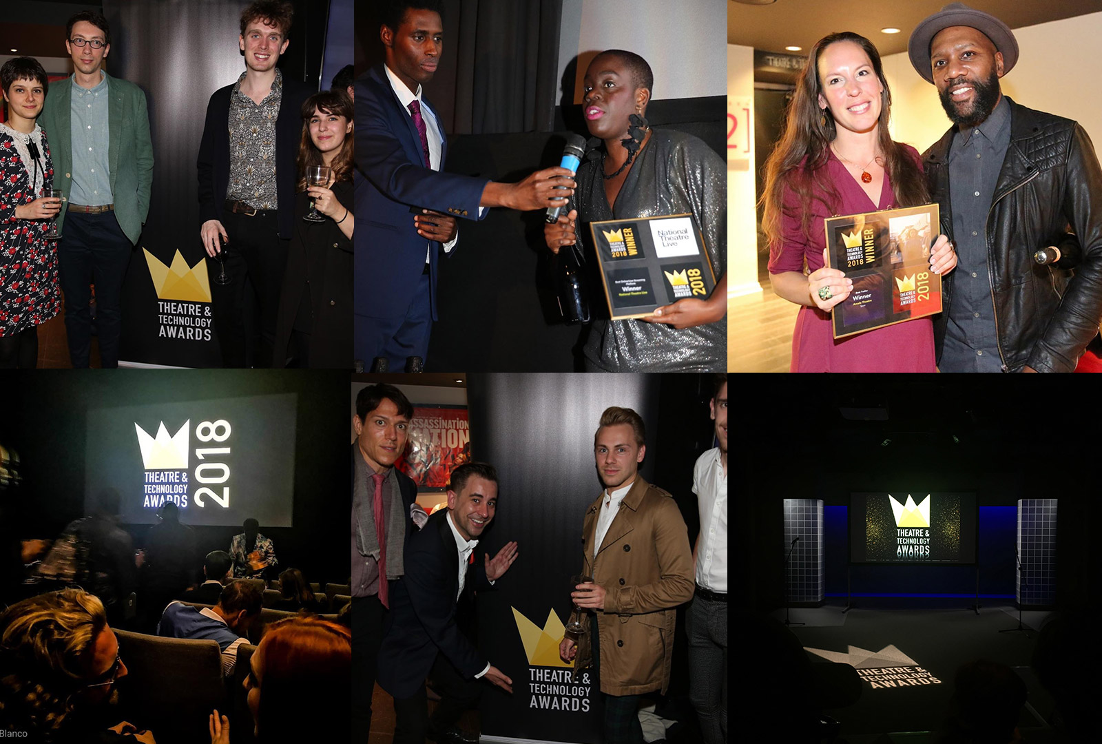 » Theatre Tech AwardsTamassy