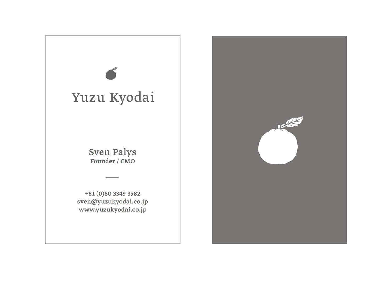 YuzuKyodai_business_cards